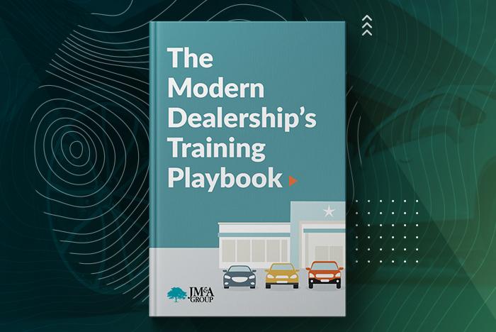 The Modern Dealership's Training Playbook